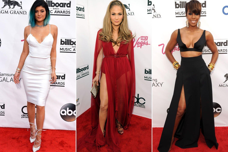 Ce au purtat vedetele la Gala Premiilor BillBoard Music Awards!