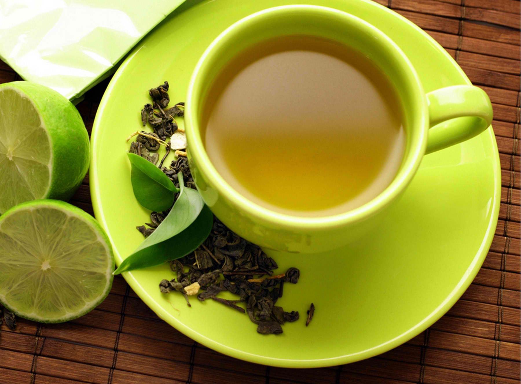 Ceaiul verde te ajuta sa ramai frumoasa!