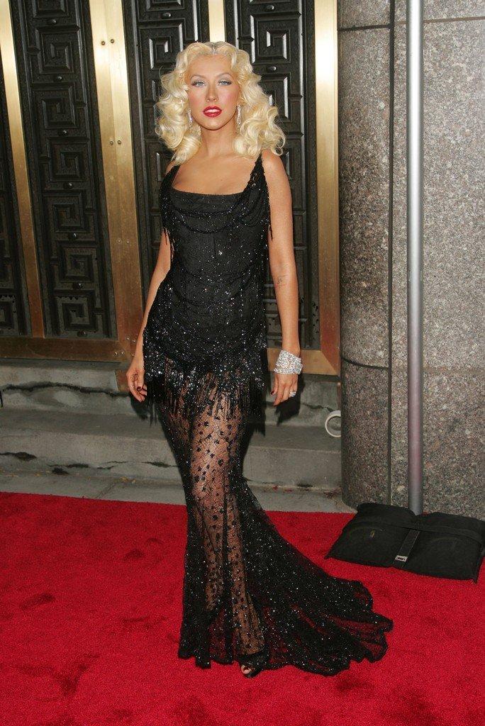 Stil de vedeta: Christina Aguilera!