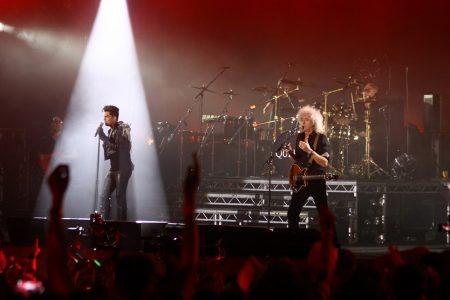 Si a fost primul concert Brian May in Romania…