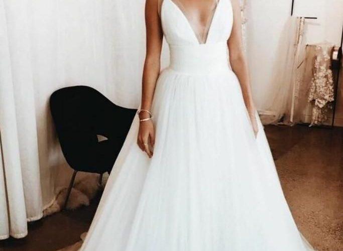Ce rochie de mireasa sa alegi in functie de forma corpului