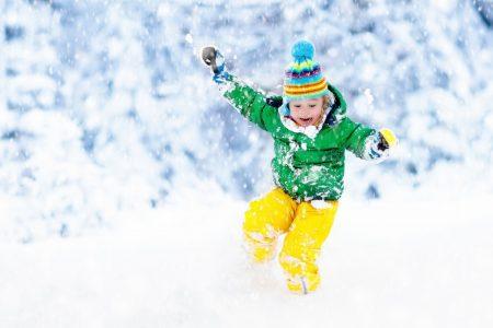 Sfaturi vestimentare pentru copii pe timp de iarna