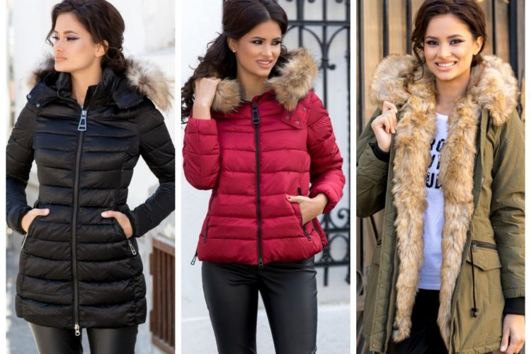 Moduri de purtare si accesorizare a gecilor de iarna